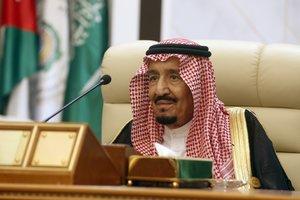 El rey de Arabia Saudí, Salman in Abdulaziz, en una imagen de archivo.