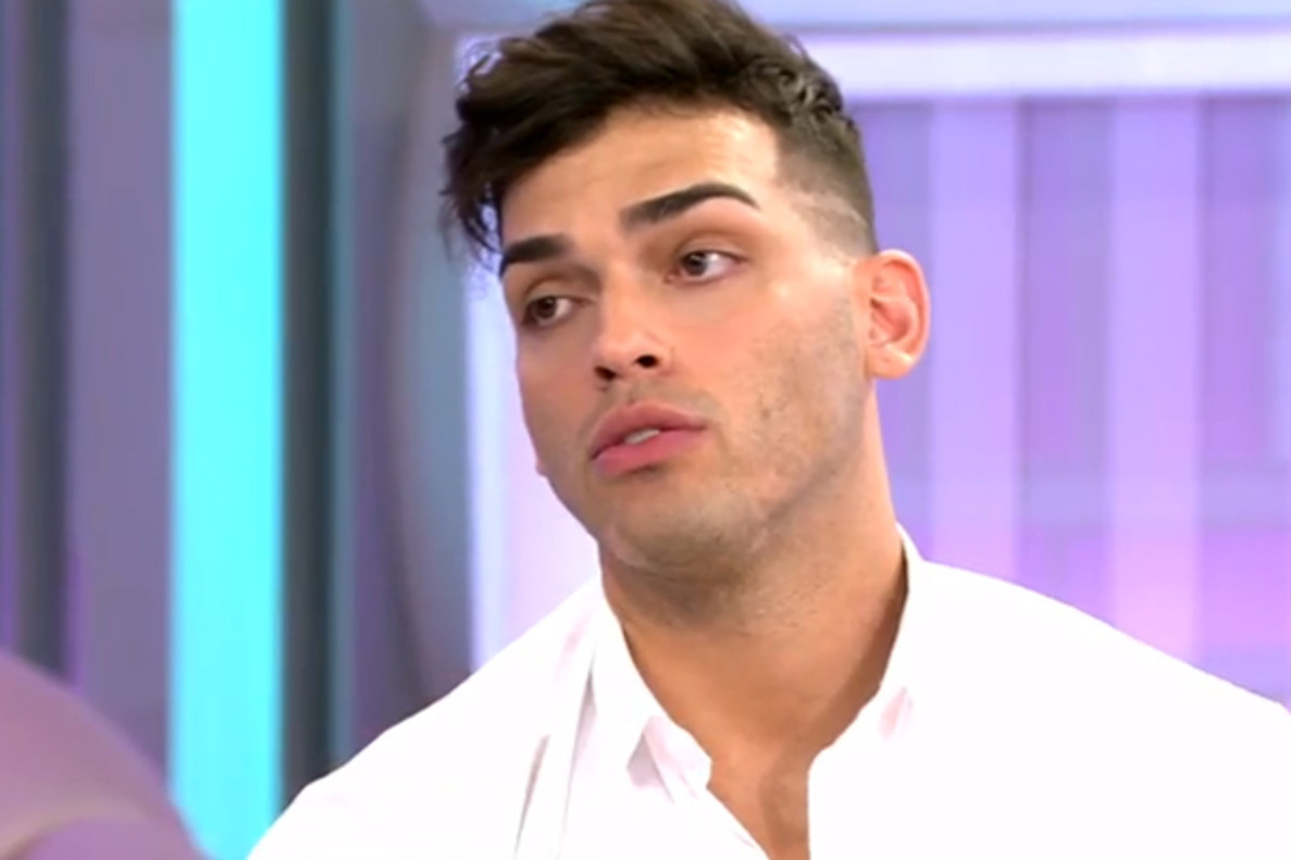 """Ricky ('GH 16') arremete contra su ex pareja, Sofía Suescun: """"Convivir con ella era imposible"""""""