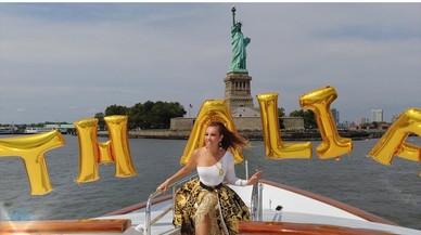 """Thalía: """"Mi objetivo en la vida es crear alegría y felicidad"""""""