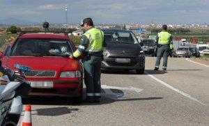 Trànsit reforçarà els controls a Madrid durant el pont de Sant Isidre