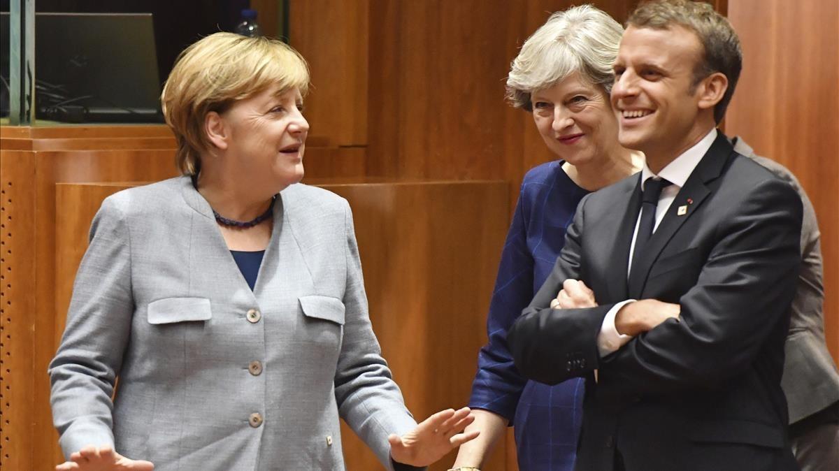 Huracà sobre la política alemanya