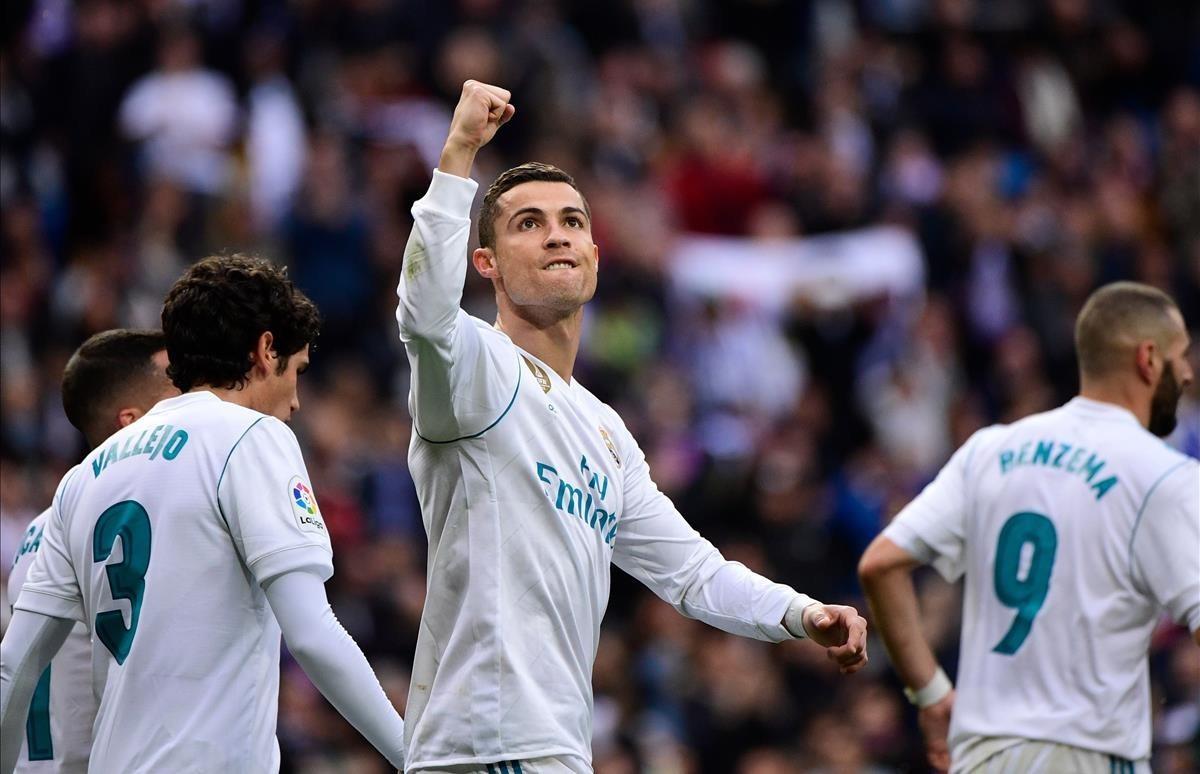 El Madrid goleja el Sevilla amb facilitat inesperada (5-0)