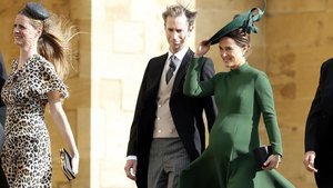 Pippa Middleton dona a llum el seu primer fill