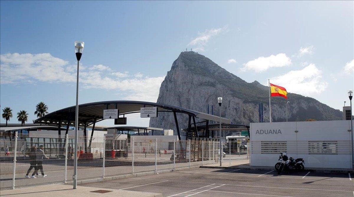 El preacord sobre Gibraltar no allunya l'amenaça del veto d'Espanya