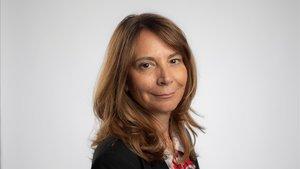 Roula Khalaf, nueva directora del 'Financial Times'.