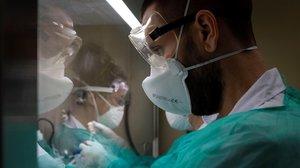 L'Hospital Germans Trias i Pujol ha participat en l'assaig del remdesivir