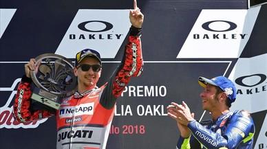 Lorenzo se irá a Honda cobrando una tercera parte que en Ducati