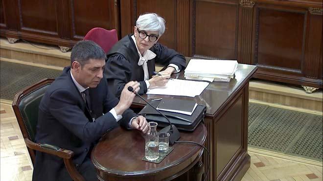"""Trapero: """"Els Mossos teníem un pla preparat per detenir Puigdemont si ens ho ordenaven"""""""