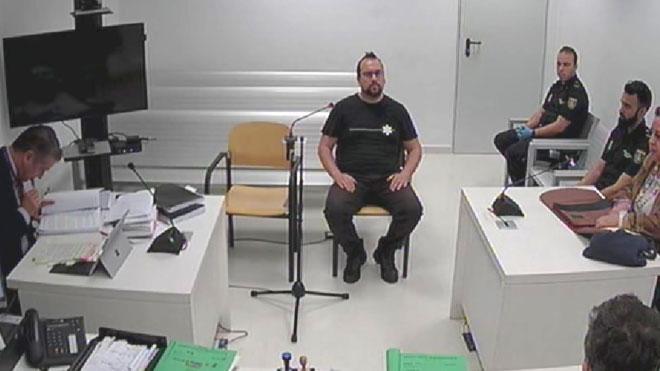 Un CDR a la presó: «El que em va comentar és que venia de dalt, de presidència, de Torra»