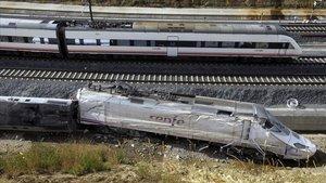 Talgo va fer esborrar evidències d'avaries després de l'accident mortal de Santiago, segons un tècnic
