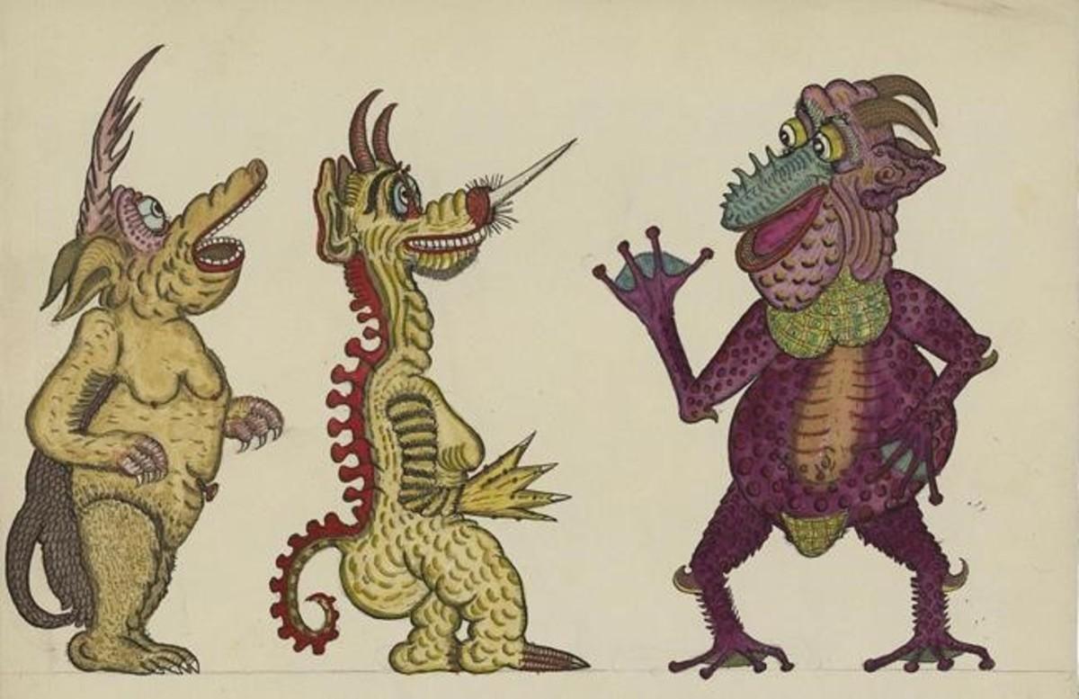 El guardia urbano que inventaba monstruos