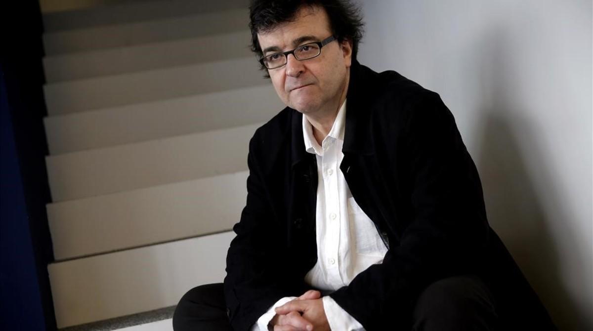 El ganador del Planeta 2019, Javier Cercas.