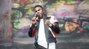 Jason Derulo, el 20 de agosto en el V Festival de Chelmsford (Inglaterra).