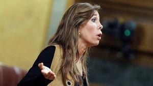 La policía acusa a los Mossos de espiar a Alicia Sánchez-Camacho