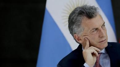 La derrota argentina