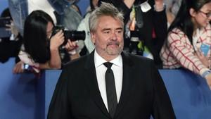 El director de cine Luc Besson.