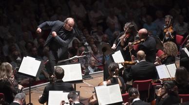 El cèlebre Concertgebouw d'Amsterdam es rendeix a l'OCB