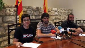 La CUP assenyala Arrimadas com a «responsable ideològica» de les agressions a independentistes