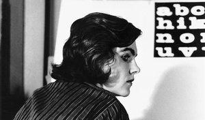 Lucia Berlin en México, en 1956.
