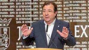 Vara li diu «nècia» a De Gispert per assegurar que Extremadura no vol «gaire feina»