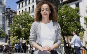 """Mireille Tumba: """"En la lluita contra una injustícia, res és menyspreable"""""""