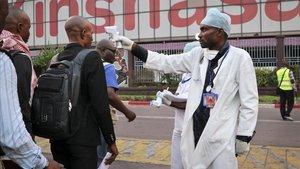 L'epidèmia d'ebola s'agreuja al Congo i suma més de 1.000 morts