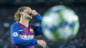 Una victòria que castiga Griezmann i premia Vidal