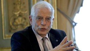 Al·luvió de crítiques a Borrell per ironitzar sobre la 'síndrome Greta'