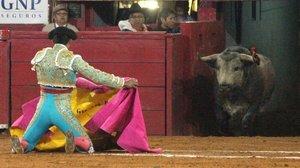 El torero que fingia el robatori dels seus vestits de torero