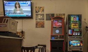 Las tragaperras estarán bloqueadas con la nueva norma y lás máquinas de apuestas prohibidas en los bares y restaurantes