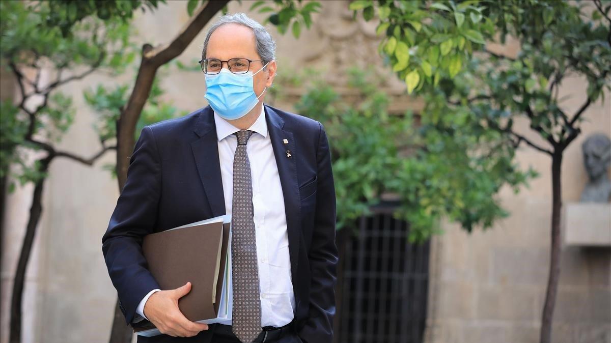 Catalunya necessita eleccions