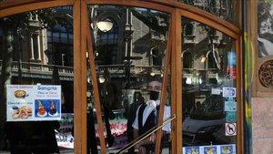 Barcelona sin bar