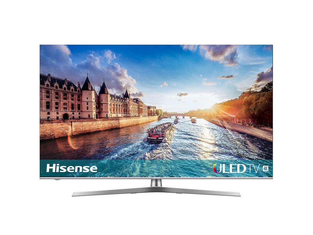 Així és el televisor ULED U8B de Hisense