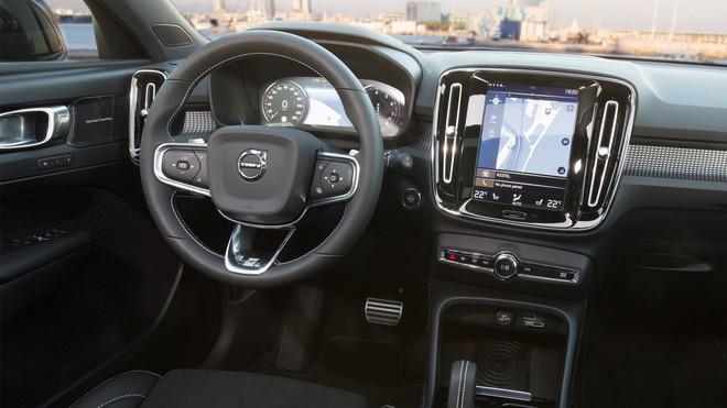 Volvo XC40: Sentido y sensibilidad