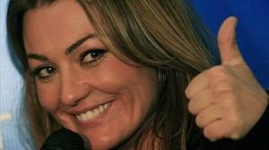 La cantante Amaia Montero, una de las muchas personas que se han sumado al 8-M.