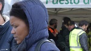 Ana Julia Quezada, el pasado día 11.