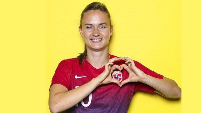 Graham Hansen, una de las mejores jugadores de la Copa Mundial femenina 2019