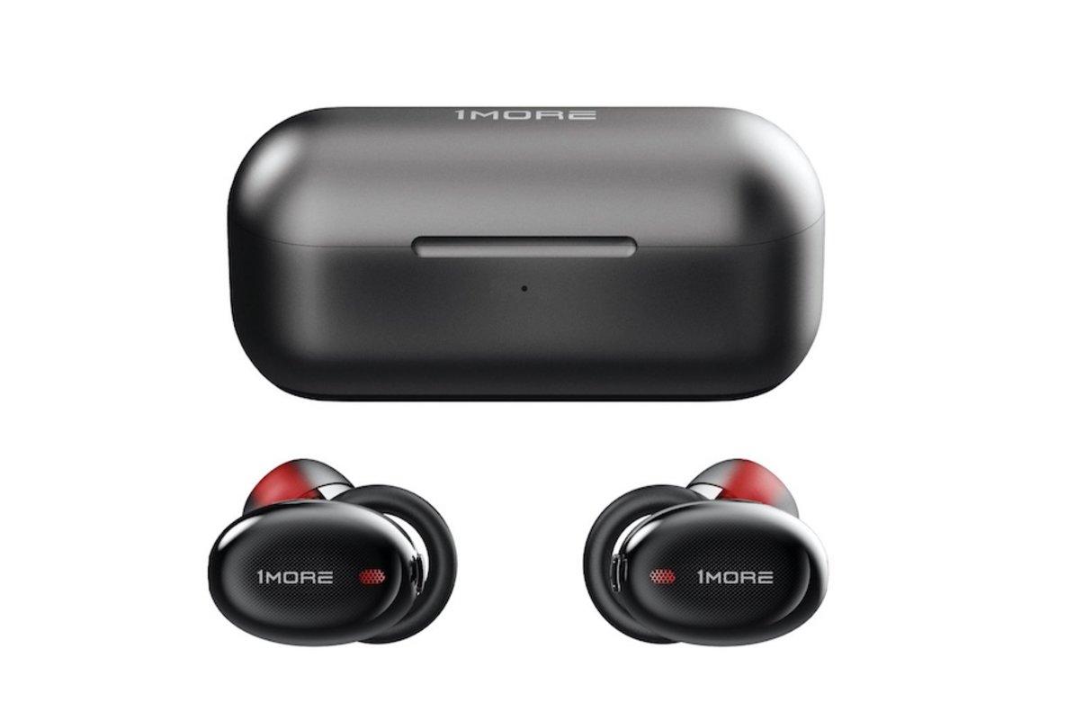 Nuevos auriculares inalámbricos de 1More.