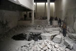 Soldats iraquians descobreixen tresors assiris en una xarxa de túnels de l'Estat Islàmic