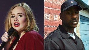 Adele y el rapero Skepta, nueva pareja de moda en Londres, según 'The Sun'.