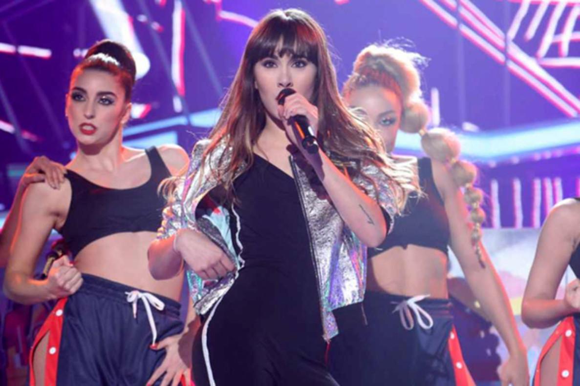 Aitana no podrá acudir a la final de 'Got Talent' por prescripción médica