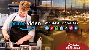 Amazon Prime Vídeo y Mediaset preparan un docu show de restaurantes producido por Unicorn