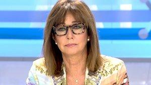 """Ana Rosa afirma que no le tiene """"manía"""" a Pablo Iglesias: """"Me parece simpático"""""""