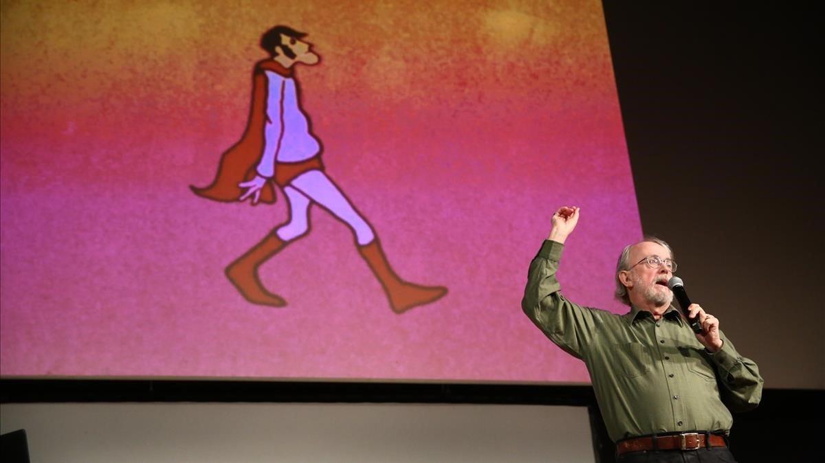 Imagen de la presentación de Animac 2020, este pasado febrero