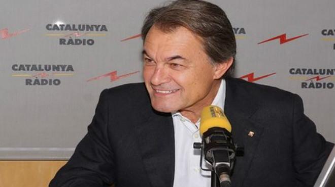Artur Mas a Rajoy: Deje de hacer el prepotente y deje de hacer el ridículo.