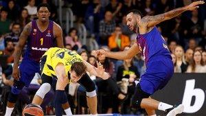 El Barça quiere resarcirse de su tropiezo ante el Fenerbahçe.