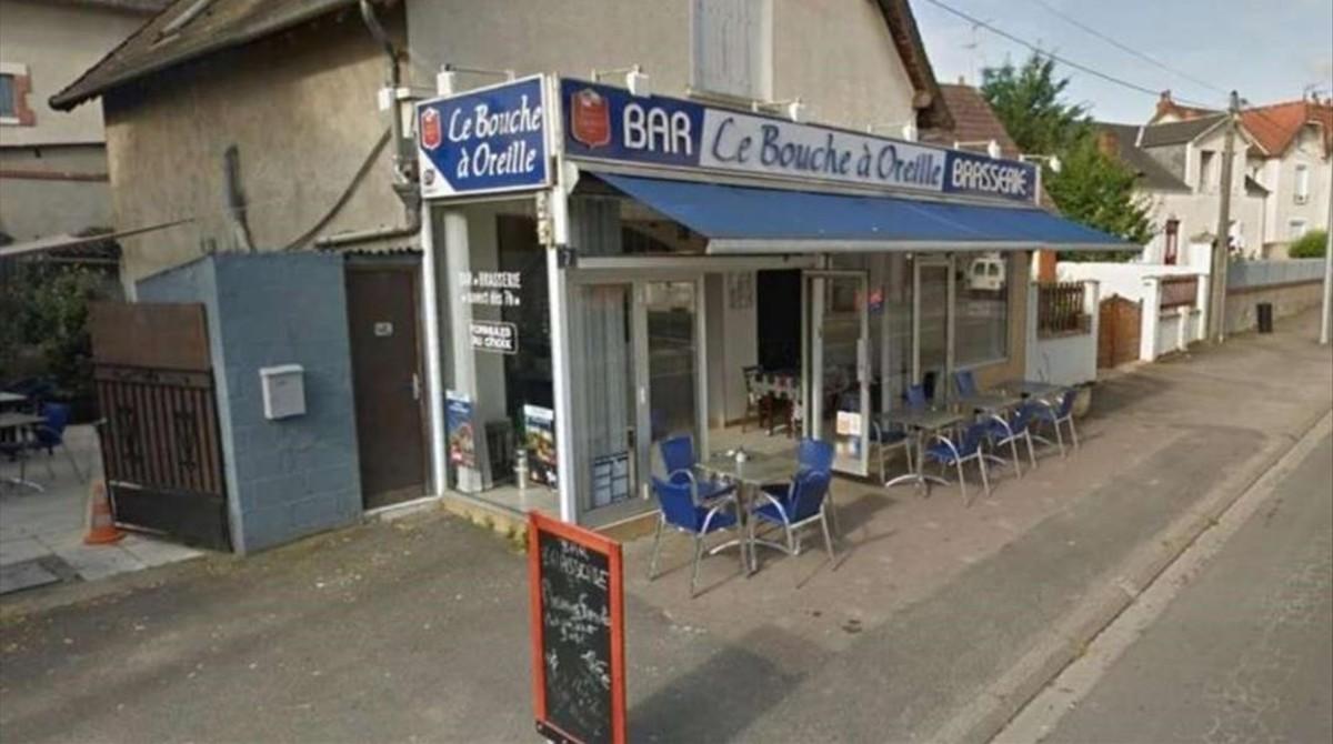 La taberna Le Bouche a Oreille', de la localidad francesa de Bourges, que recibió un estrella Michelin por error.