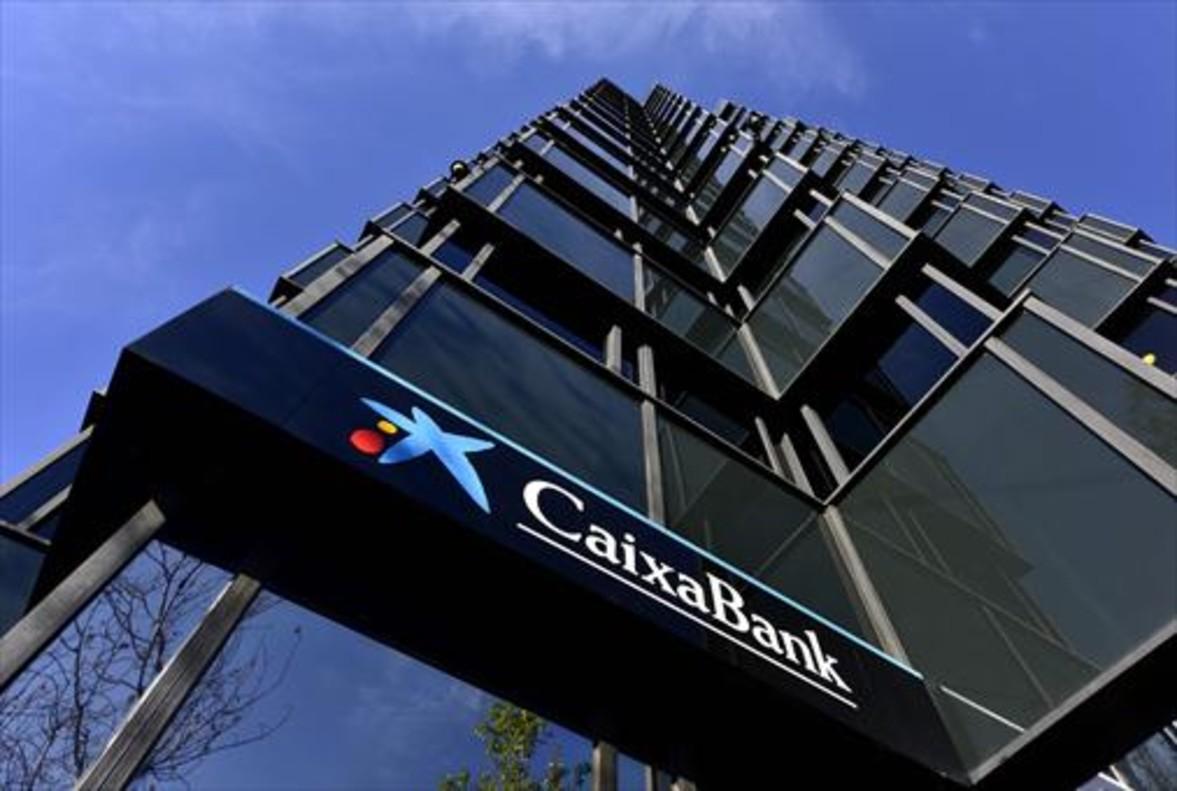 Oficinas de CaixaBank.