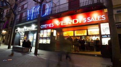 Los Verdi proyectan cada jueves clásicos en pantalla grande a precio reducido