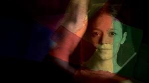 Clara Viñals, en una imagen promocional del nuevo disco de Renaldo & Clara, Els afores.